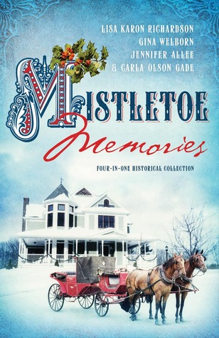 Mistletoe Memories by Jennifer AlLee