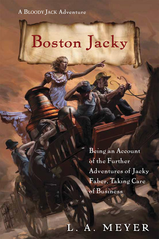 Book View: Boston Jacky