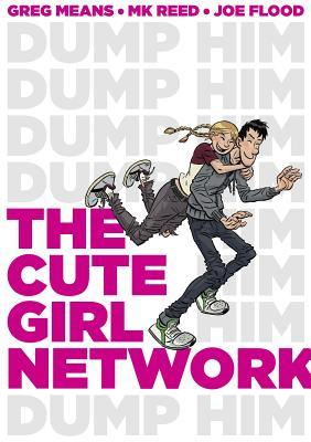 Graphic Novel Review: The Cute Girl Network