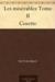 Les Misérables - Tome II - Cosette