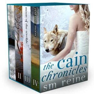 The Cain Chronicles, Episodes 1-4: New Moon Summer, Blood Moon Harvest, Moon of the Terrible, Red Rose Moon