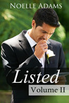 Listed: Volume II (Listed, #2)