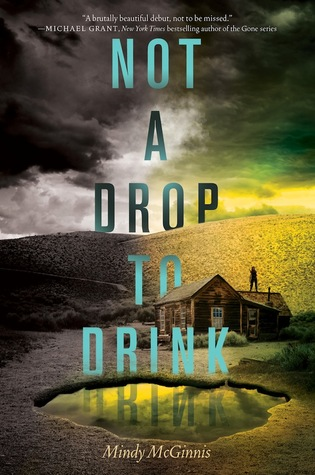 Not a Drop to Drink (Not a Drop to Drink #1) by Mindy McGinnis|Review
