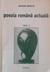 Una antología aun no traducida sobre la poesía rumana mas nueva bajo el nombre del critico Marin Mincu, conocido por su interés para literatura de vanguardia  en Rumania