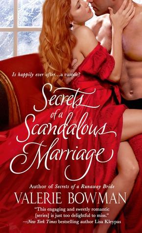 Secrets of a Scandalous Marriage (Secret Brides, #3)