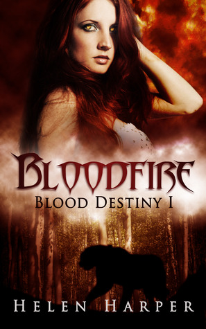Review: Bloodfire by Helen Harper