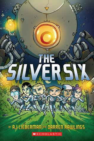 Graphic Novel Review: The Silver Six
