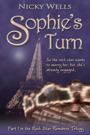 Sophie's Turn (Rock Star Romance, #1)