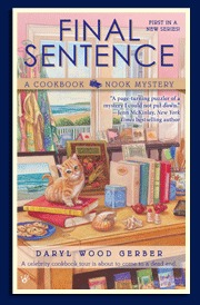 Final Sentence (Cookbook Nook Mystery #1)