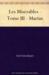 Les Misérables - Tome III - Marius