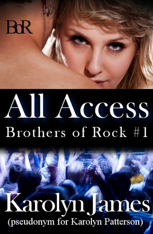 All Access by Karolyn James