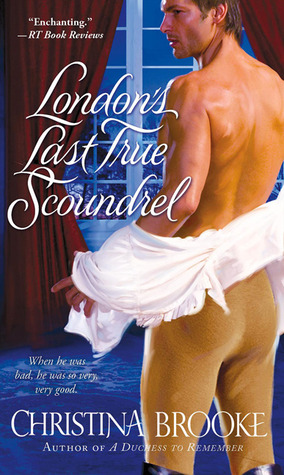 London's Last True Scoundrel (Ministry of Marriage, #4)