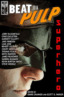 Beat to a Pulp: Superhero