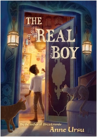 Book Review: The Real Boy