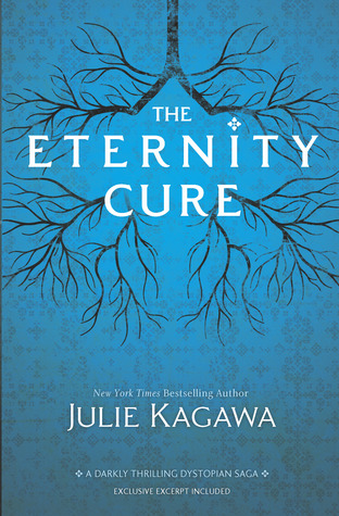 VBC Roundtable Review: The Eternity Cure by Julie Kagawa (Blood of Eden #2)