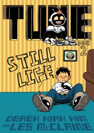 Graphic Novel Review: Tune Still Life