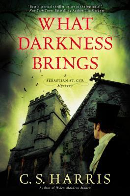 What Darkness Brings (Sebastian St. Cyr)