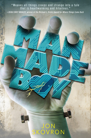 Man Made Boy cover