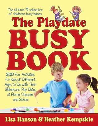 The Playdate Busy Book by Lisa Hanson