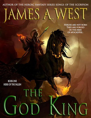 The God King (Heirs of the Fallen, #1)