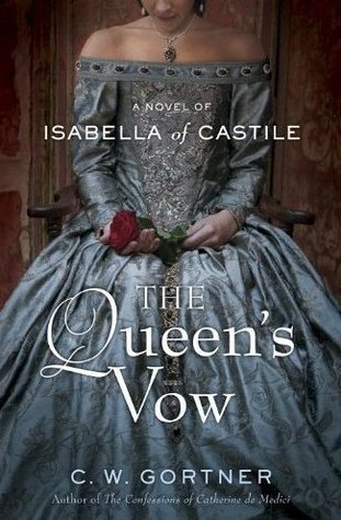 Book Tour Review – The Queen's Vow by C.W. Gortner