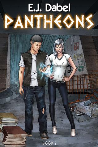 Pantheons (Pantheons, #1)