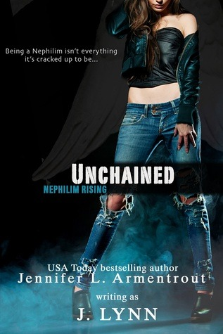 unchained, j. lynn, jennifer armentrout, nephilim rising