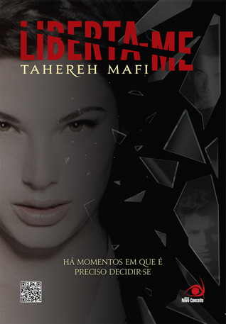 Liberta-me (Shatter Me, #2)