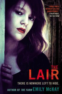 Review: The Lair by Emily McKay