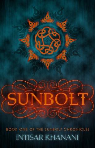 Sunbolt (The Sunbolt Chronicles, #1)