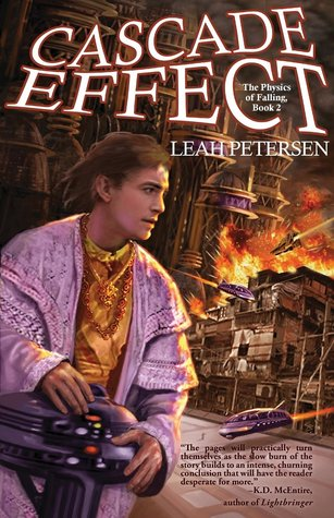 Cascade Effect by Leah Petersen
