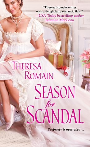 Season for Scandal (Holiday Pleasures, #3)