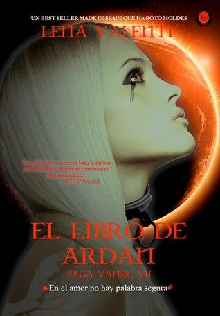El libro de Ardan (Saga Vanir, #7)