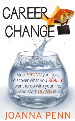 Career Change by Joanna Penn (J.F. Penn)