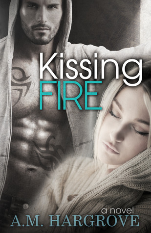 Kissing Fire  (An Edge Novel #3)
