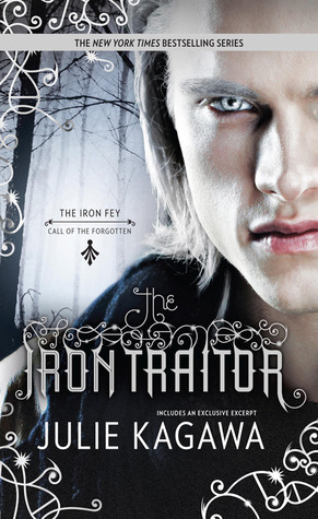 17679544 The Iron Traitor by Julie Kagawa (ARC)