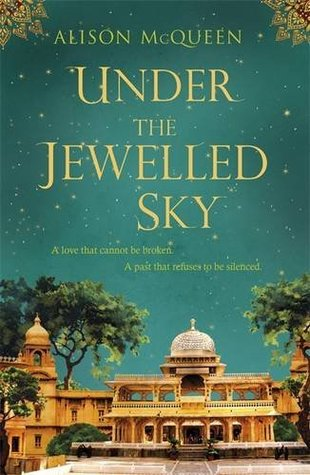Book Review: Under the Jewelled Sky by Alison McQueen