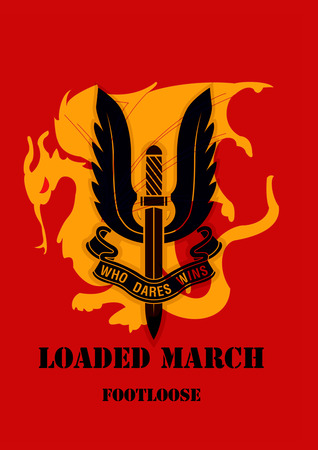 loaded march