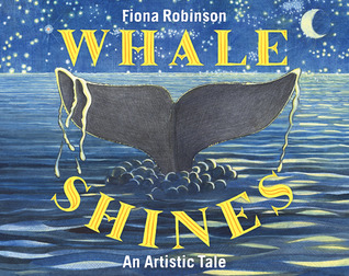 Whale Shines: An Artistic Tail