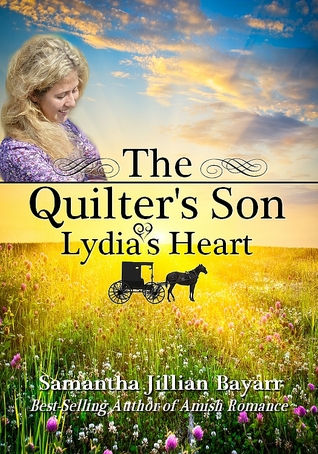 Lydia's Heart (The Quilter's Son #2)