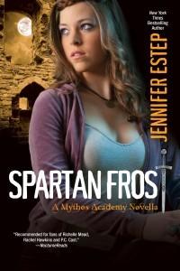 Spartan Frost (Mythos Academy, #4.5)