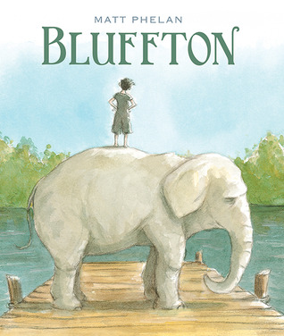 Graphic Novel Review: Bluffton