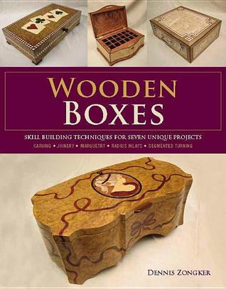 Wooden Boxes by Dennis Lee Zongker