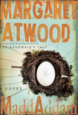 MaddAddam by Margaret Atwwod