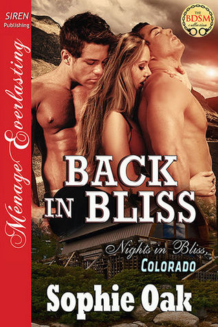 Back in Bliss (Nights in Bliss, Colorado, #9)