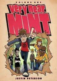 Graphic Novel Review: Very Near Mint