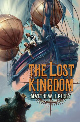 BehThe Lost Kingdom by Matthew J. Kirby