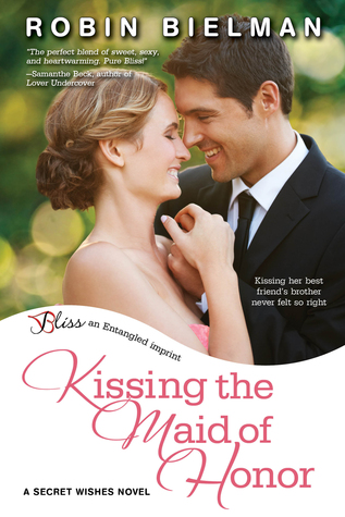 Review: Kissing the Maid of Honor – Robin Bielman