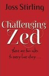 Challenging Zed (Benedicts, #1.5)