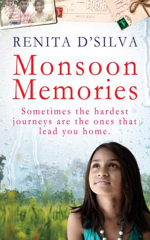 Monsoon Memories by Renita D'Silva book cover
